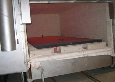 Furnace thermal treatment