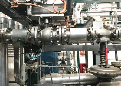 Underwater hydrogen propulsion