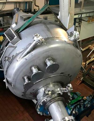 Montaje reactor