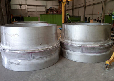Cyclone manufacturing