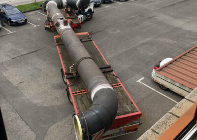 P22 pipe manufacturing