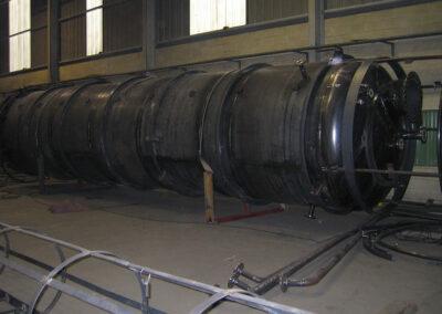 40m3 tank manufacturing