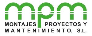 MPM Montajes, Proyectos y Mantenimiento